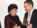 Premi Sant Jordi 2008: Familia Palop-Sancho