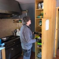 Neteja i ordre en la cuina