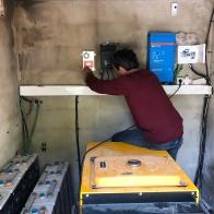 Treballs tècnics d'electricitat